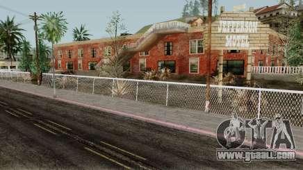 Jefferson Retuxtured for GTA San Andreas