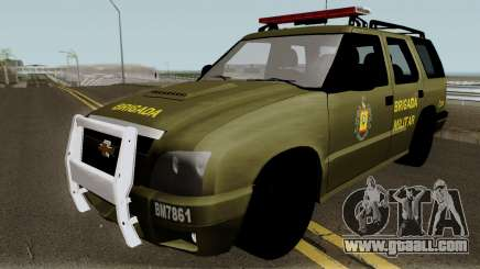 Chevrolet Blazer Police for GTA San Andreas