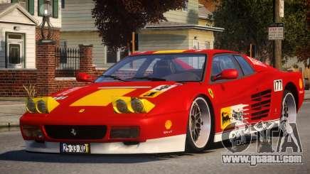 ViP Ferrari 512 TR PJ4 for GTA 4