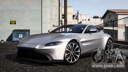 Aston Martin Vantage 2019 for GTA 5