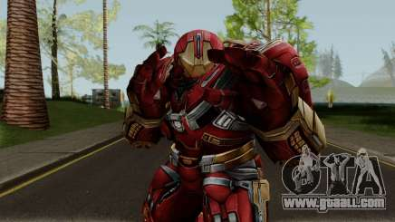 Marvel Future Fight - Hulkbuster (Infinity War) for GTA San Andreas
