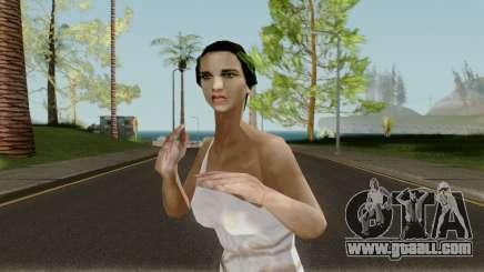 Cutscene Maria Skin for GTA San Andreas