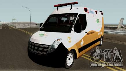 Renault Master EGR for GTA San Andreas