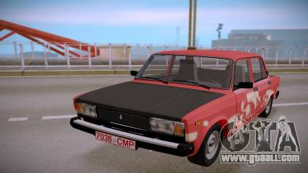 VAZ 2105 Tinted for GTA San Andreas