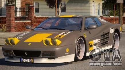 ViP Ferrari 512 TR PJ2 for GTA 4