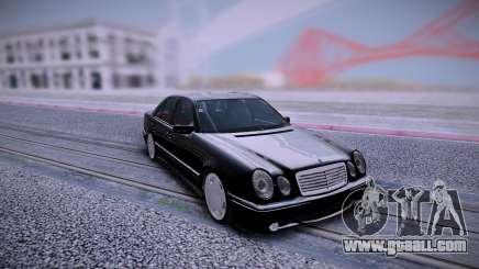 Mercedes-Benz E 55 AMG for GTA San Andreas