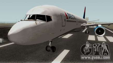 Boeing 757-200 Delta Airlines for GTA San Andreas