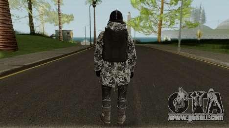 Skin Random 94 (Outfit Gunrunning) for GTA San Andreas third screenshot