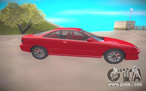 2001 Acura Integra Type-R (DC2) for GTA San Andreas