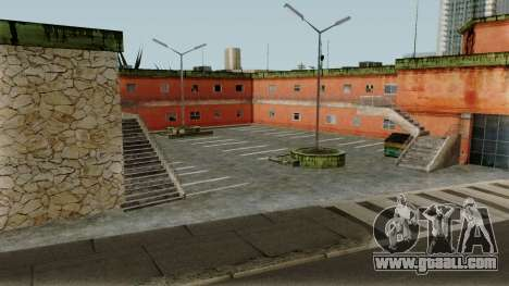 Jefferson Motel Retextured (MipMap) for GTA San Andreas