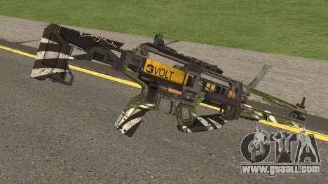 Call of Duty Advanced Warfare: AE4 Widowmaker for GTA San Andreas