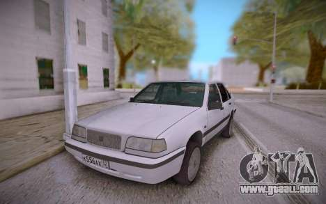 Volvo 850 for GTA San Andreas back view