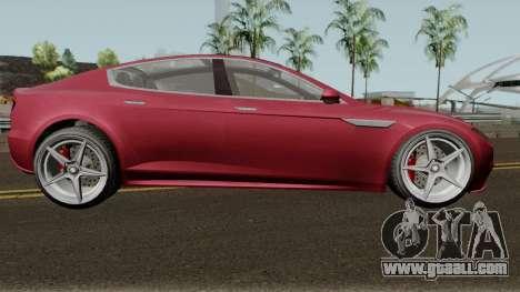 Coil Raiden GTA V IVF for GTA San Andreas