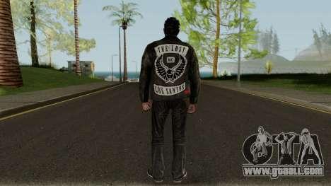 Bikers DLC Skin for GTA San Andreas third screenshot