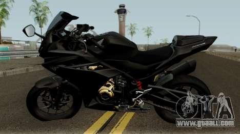 Honda CBR 500R Modified 2016 for GTA San Andreas left view