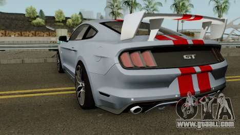 Ford Mustang GT 2014 for GTA San Andreas