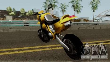 New Sanchez for GTA San Andreas