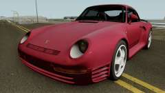 Porsche 959 Sport 1988 for GTA San Andreas