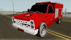 Nissan 1998 Firetruck for GTA San Andreas