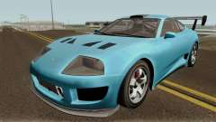 Dinka Jester Classic or F&F GTA V for GTA San Andreas