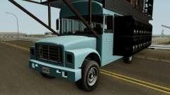 Vapid Festival Bus GTA V for GTA San Andreas