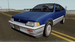 Honda CRX (84-87) for GTA San Andreas