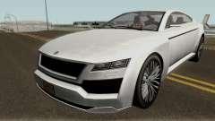 Ubermacht Revolter v.2 GTA V for GTA San Andreas