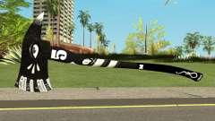 Hatchet Mod GTA V for GTA San Andreas