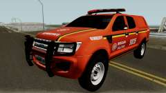 Ford Ranger Brazilian Police for GTA San Andreas