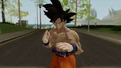 DBXV2 Goku and MUI for GTA San Andreas