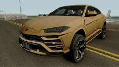 Lamborghini Urus 2018 IVF for GTA San Andreas