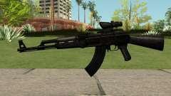 AK47 Black