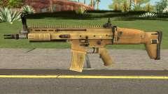 Contagion SCAR for GTA San Andreas