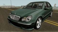 Mercedes-Benz C-Klasse W203 C32 (US-Spec)