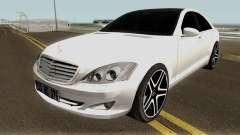 Mercedes Benz S420 Limousine Turkish