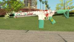 Carbine Mk.2 (Biohazard) GTA V for GTA San Andreas