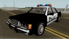 New Police VCPD for GTA San Andreas
