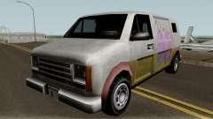 New Burrito for GTA San Andreas
