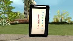 Tablet Canaima for GTA San Andreas