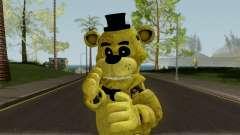 FNaF Golden Freddy for GTA San Andreas