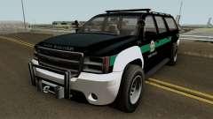 Park Ranger Granger GTA 5 for GTA San Andreas