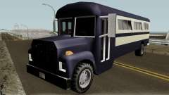 New Bus for GTA San Andreas