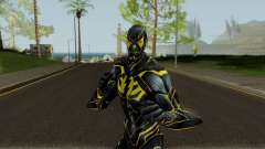 Black Racer (Flash God) From DC Unchained for GTA San Andreas
