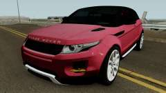 Land Rover 2015 for GTA San Andreas