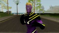 Marvel Heroes Human Torch 2099 (Distopic Future) for GTA San Andreas