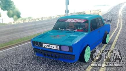 VAZ 2105 Mad for GTA San Andreas