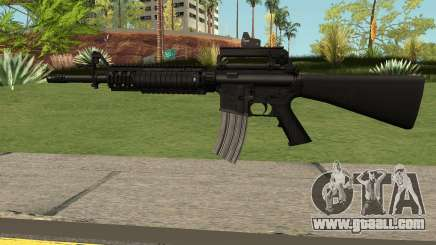 M16A4 CQC for GTA San Andreas