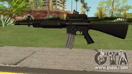 M16A4 CQC for GTA San Andreas