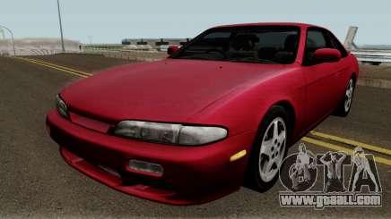 Nissan S14 Zenki for GTA San Andreas