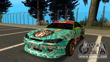 Nissan Silvia S15 Original for GTA San Andreas